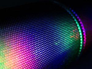 LED lighting web