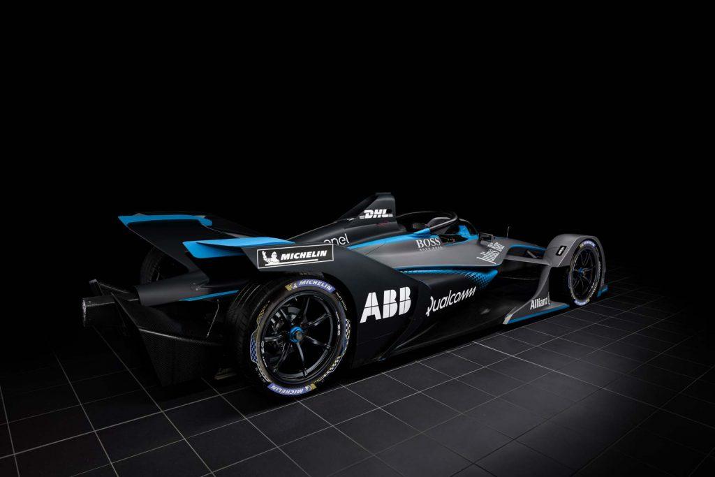 ABB Formula E Michelin a presente le nouveau MICHELIN Pilot Sport